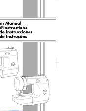 Brother LS-2125i Instruction Manual