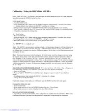 brunton sherpa manuals rh manualslib com Manuals in PDF Manuals in PDF