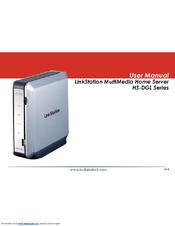 Buffalo LinkStation HS-D400GL Manuals
