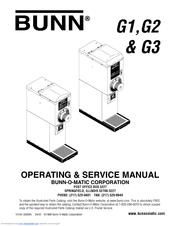 bunn g2 trifecta manuals. Black Bedroom Furniture Sets. Home Design Ideas