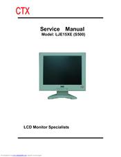 CTX S500 Monitor New