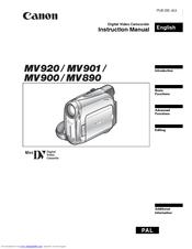 Canon Mv900 Driver Windows 7