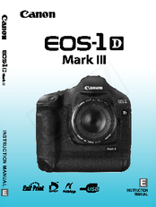 Canon EOS-1D Instruction Manual