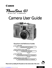 Canon PowerShot G1 X User Manual