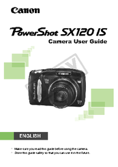 canon powershot sx120 is user manual pdf download rh manualslib com canon powershot sx130 is user manual canon powershot sx130 is manual