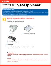 Canon D320 Manual