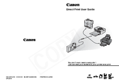 Canon SELPHY CP740 User Manual