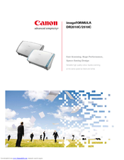 Canon dr 2050c