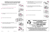 Canon 8461A062 Install Manual