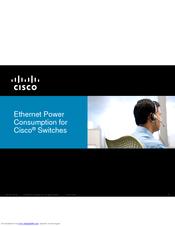 Cisco Catalyst-3750G-48PS Manuals