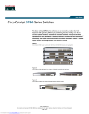 Cisco Catalyst 3750G-12S-S Manuals