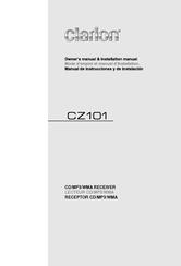 clarion cz101 manuals rh manualslib com Casio CZ-101 Samples Casio CZ-101 Manual
