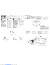 clarion cmd4 manuals rh manualslib com Clarion CMD4 Cut Out Clarion CMD4 Wiring-Diagram