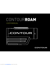 contour roam 1600 manuals rh manualslib com contour roam model 1600 user manual contour roam model 1600 user manual