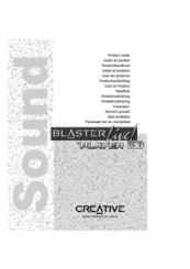 creative sb0100 manuals rh manualslib com User Guide Operators Manual