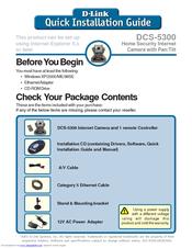 d link dcs 5020l manual