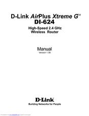 d link di 624 instruction manual