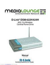 D-Link DSM-622H XP