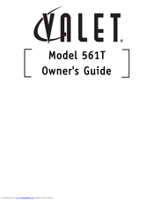 directed electronics valet 561t manuals directed electronics valet 561t owner s manual
