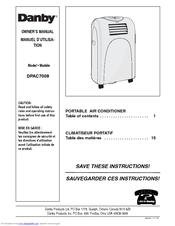 danby dpac7008 manuals rh manualslib com danby dpac7008 user manual danby model dpac7008 manual