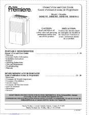 Danby Premiere Ddr5011 Manuals