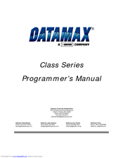 DATAMAX W 8306 DRIVERS FOR MAC