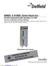 delfield 6151xl s manuals. Black Bedroom Furniture Sets. Home Design Ideas