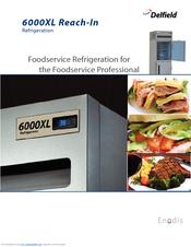 Delfield 6000xl series manuals delfield 6000xl series brochure specs asfbconference2016 Choice Image