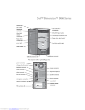 DELL DIMENSION 2400 SERIES OWNER'S MANUAL Pdf Download