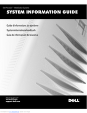 Dell Inspiron 530 Series System Information Manual