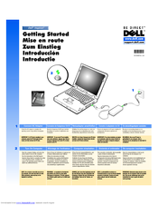 Dell INSPIRON Inspiron 5000 Get Started Manual