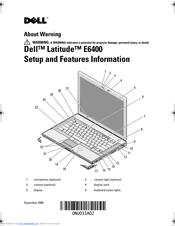 dell e6400 latitude core 2 duo 2 53 ghz manuals rh manualslib com dell latitude e6400 manual user guide dell latitude e6410 service manual pdf