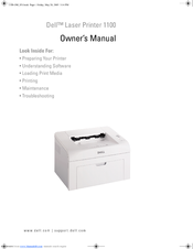 Dell 1100MP Owner's Manual