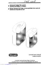 delonghi dap 130 manuals rh manualslib com delonghi perfecta user manual delonghi user manual for edf495st