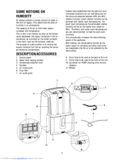 delonghi dd50p manuals rh manualslib com delonghi de220 dehumidifier instruction manual delonghi dehumidifier de220 user manual