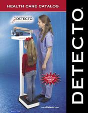 Detecto 8437S Brochure