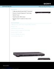sony dvp ns700h manuals rh manualslib com Sony Tape Deck Sony DVD Player