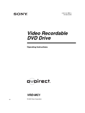 Sony Vrd-vc10 Driver For Mac