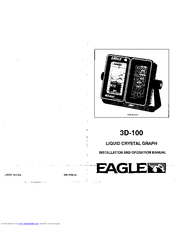 Eagle 3D-100 Installating And Operation Manual