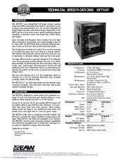 eaw kf750f manuals rh manualslib com