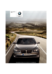 Bmw 2009 750li Manuals Manualslib
