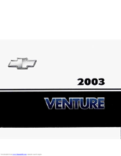 2003 chevy venture dvd player manual