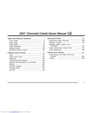 chevrolet 2007 cobalt manuals rh manualslib com 2007 chevy cobalt service manual 2010 cobalt service manual