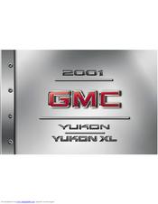 gmc 2001 yukon xl manuals rh manualslib com 2000 Yukon 2010 Yukon