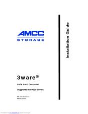 3ware 9500s 4lp installation manual pdf download rh manualslib com 3Ware 9650 3Ware Drivers