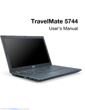 acer travelmate 5744 manuals rh manualslib com acer travelmate 7730 manual acer aspire manual