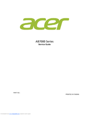 Acer AW2000ht-AW170ht F1 64Bit