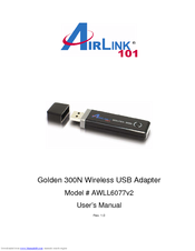 AIRLINK101 AWLL6080 DRIVERS WINDOWS 7