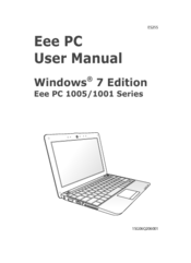 Asus 1001P-MU17-PI User Manual