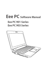 Asus 1000H - Eee PC - Atom 1.6 GHz Software Manual